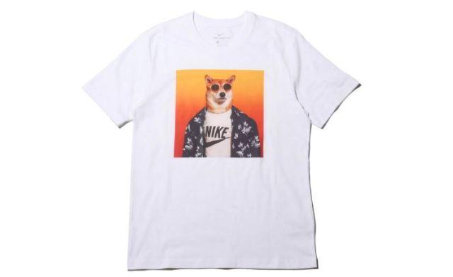 Nike vuelve a inspirarse en el mundo animal y lanza camisetas de Shiba