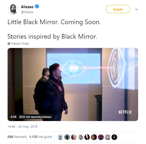 Little Black Mirror