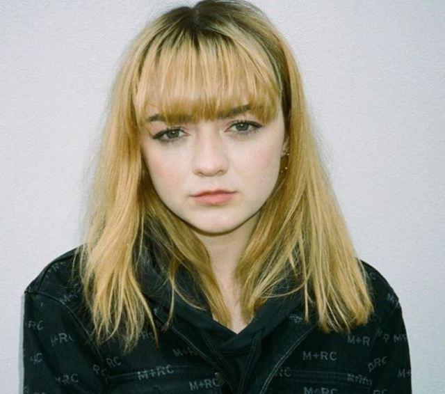 Maisie Williams, nuevo rostro de la editorial de M + RC NOIR