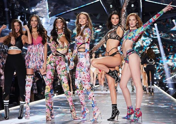 retransmisión del desfile de Victoria's Secret