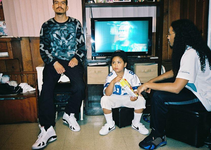 Supreme x Air Jordan XIV