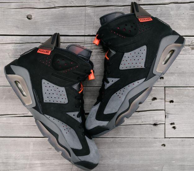 colección PSG x Jordan