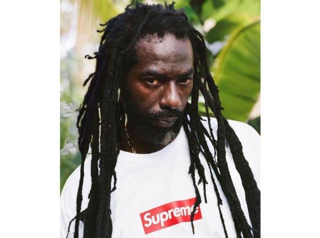Supreme x Buju Banton, revelada la colaboración con la estrella del dancehall y del reggae