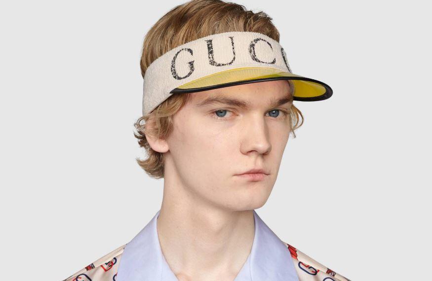 visera de Gucci