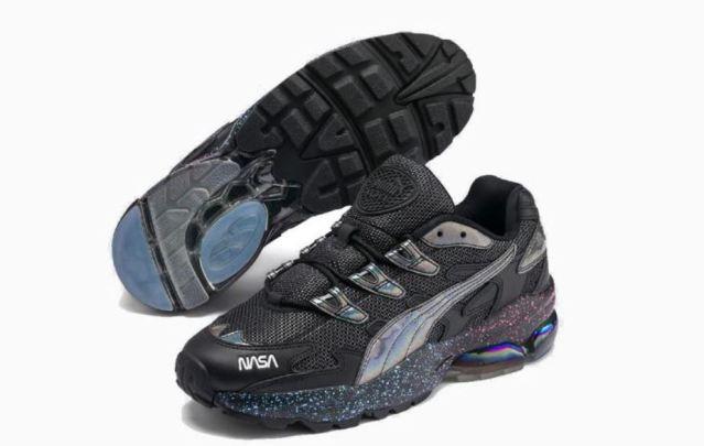 Reveladas las nuevas zapatillas NASA x PUMA en el pack «Space Explorer»