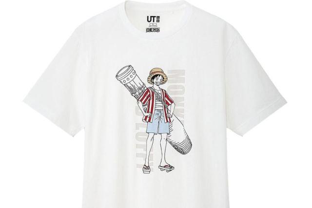 UNIQLO lanza una colección de camisetas 'One Piece Stampede'