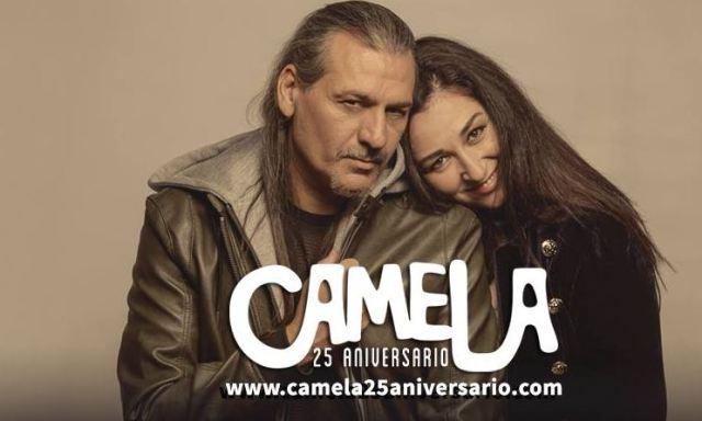 Camela, en las fiestas de San Lorenzo de El Escorial 2019