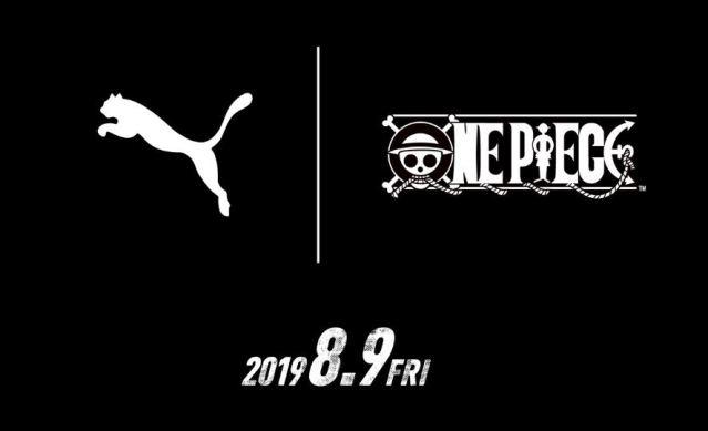 La colaboración PUMA x One Piece está en camino