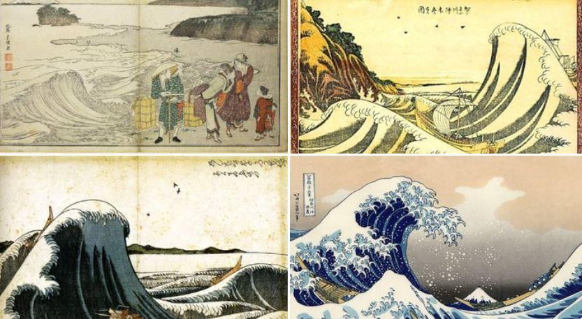 La Gran Ola de Kanagawa