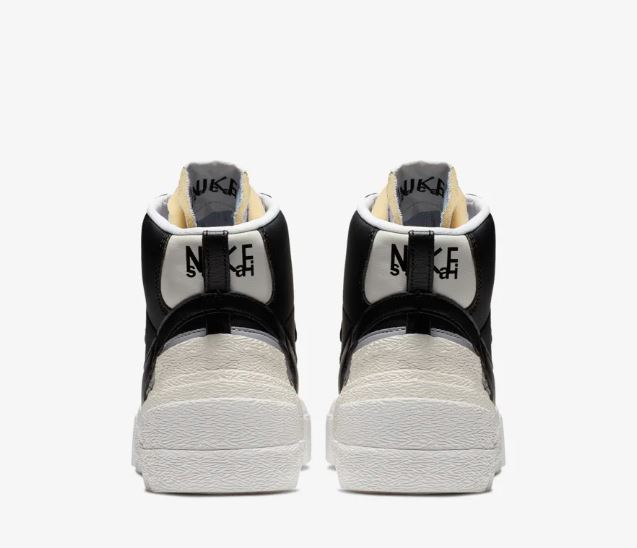 Nike x sacai blazer mid