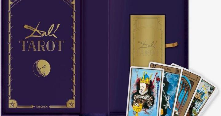 cartas de tarot diseñadas