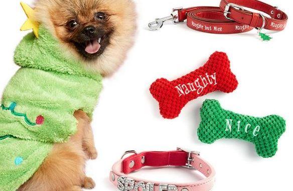 accesorios de navidad para perros