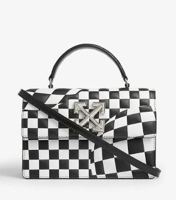 invertir en moda bolso offwhite