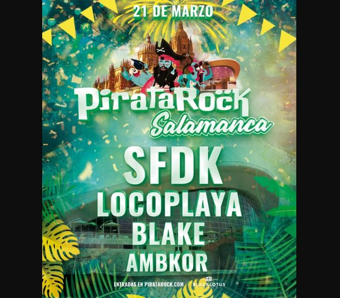 pirata rock salamanca 2020