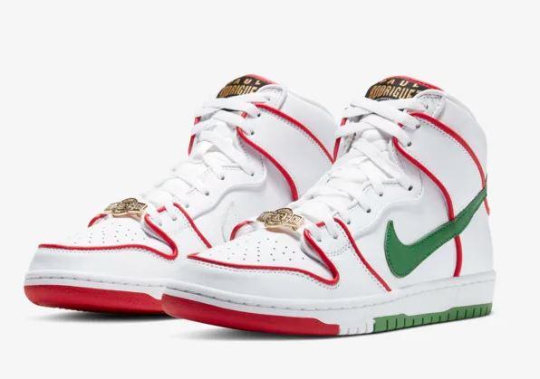 Nike Dunk SB High Paul Rodriguez