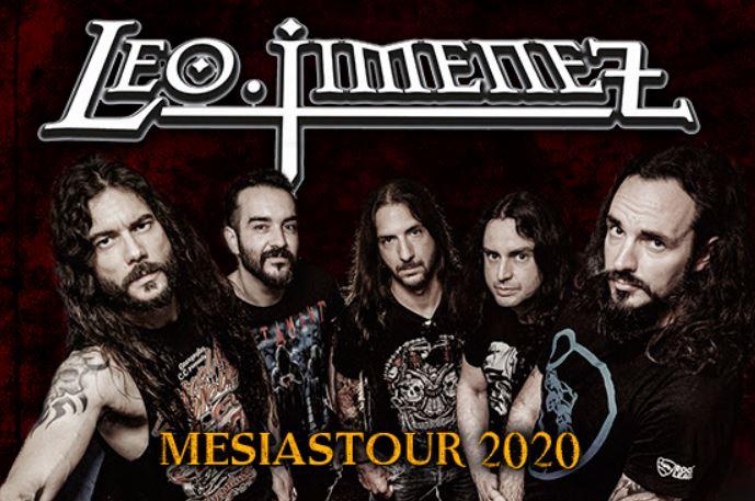 conciertos de leo jiménez 2020