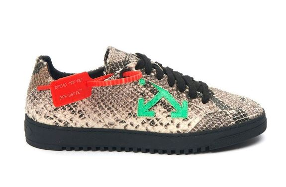 off white 2.0 low sneakers