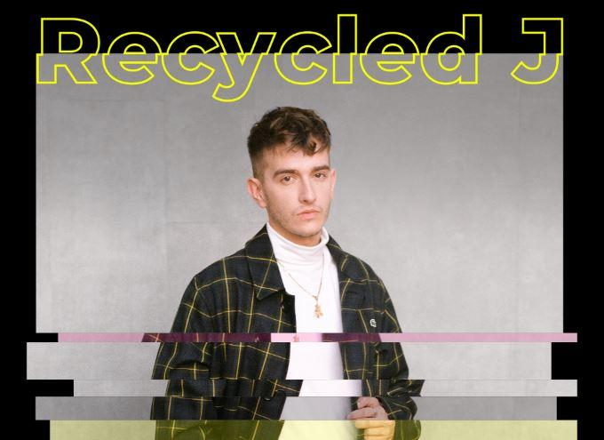 concierto de Recycled J el 23 de abril