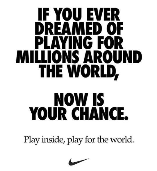 mascarillas de Nike