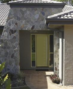 EMA Vision alumínium bejárati ajtó