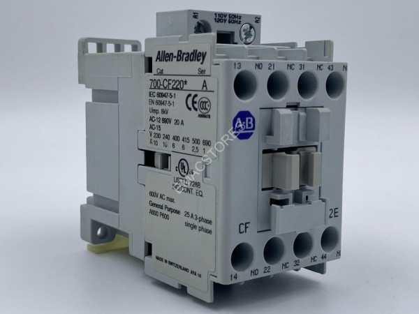 700-CF220* ALLEN BRADLEY