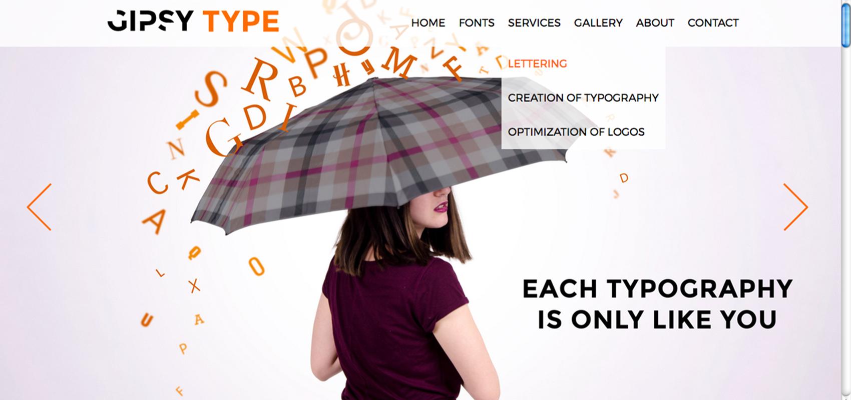Projecte Gipsytype Manel Rivera