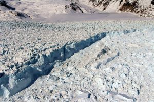 Arctic Ice Loss, Credit: NASA