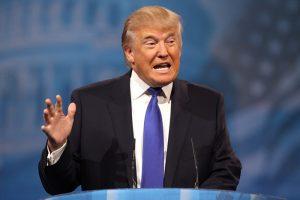 President Trump. Credit: Gage Skidmore, FlickrCC