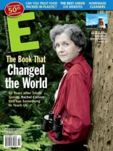 E The Environmental Magazine  September-October 2012