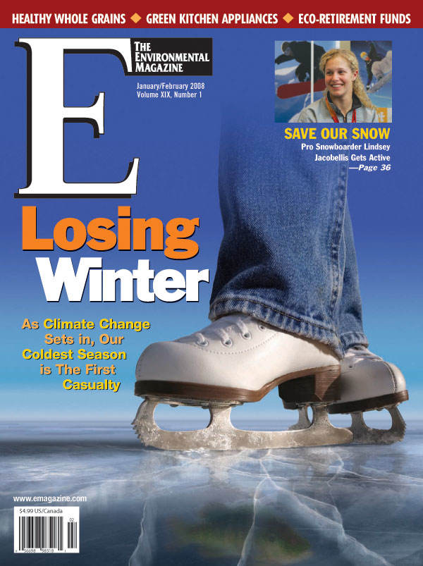 E-The Environmental Magazine | January-February 2008