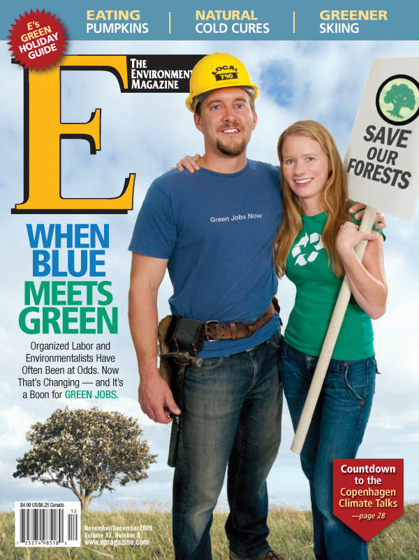 E-The Environmental Magazine | November-December 2009