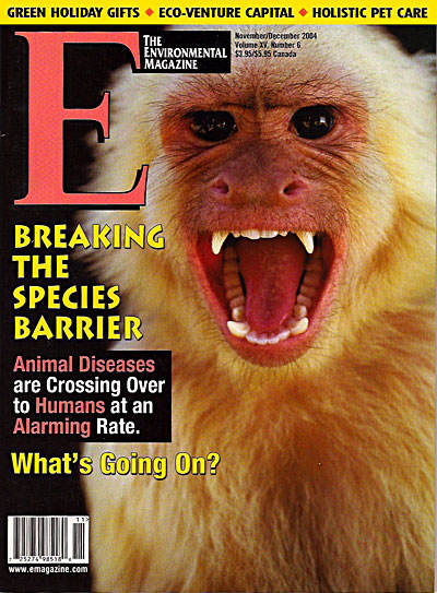E - The Environmental Magazine : November-December 2004