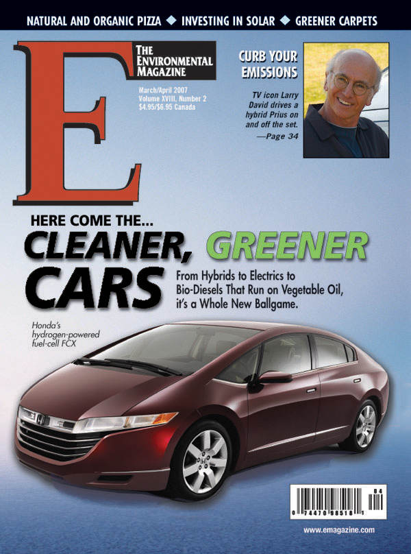 E - The Environmental Magazine : March-April 2007