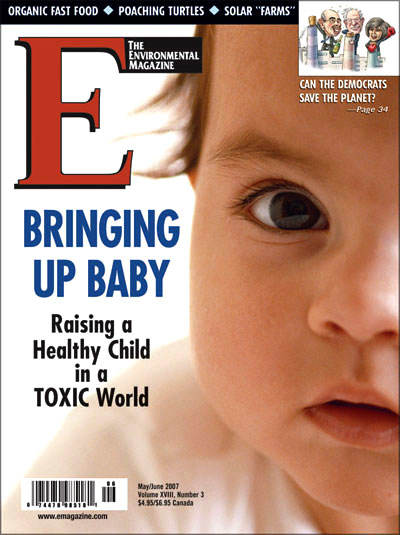 E - The Environmental Magazine : May-June 2007