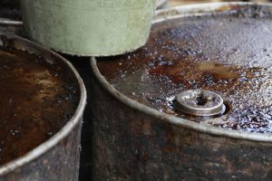 oil barrels 300x200 We Need to Reevaluate Our Relationship With Oil