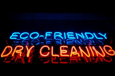 eco-friendly dry cleaning