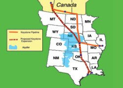 pipeline expansion - Alex Moore