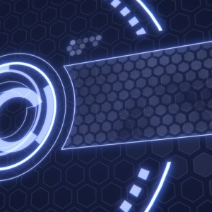 Scifi Interface Intro