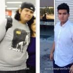 Jonata eliminou 32kg | blog Emagrecer certo