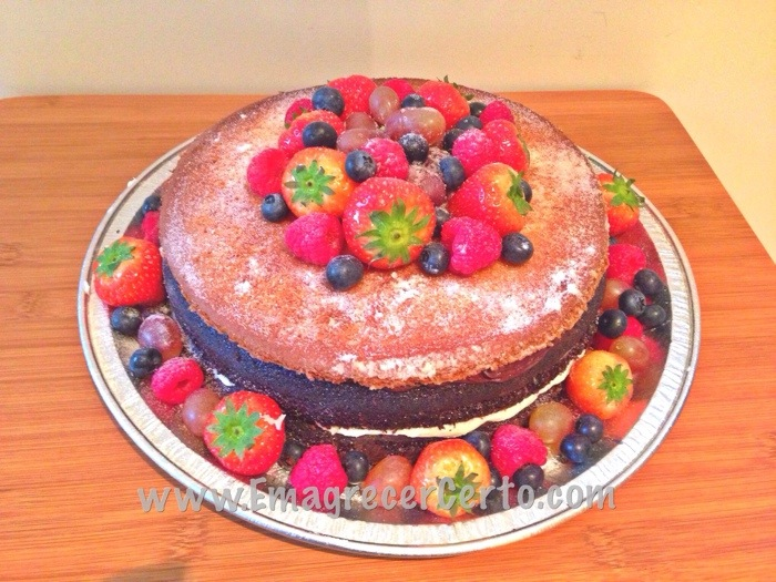 Naked Cake - Lejour