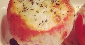 tomates recheados blog emagrecer certo