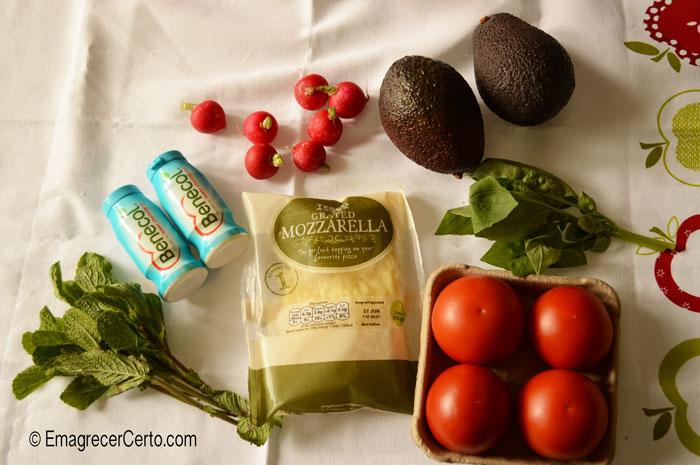 compras saudáveis