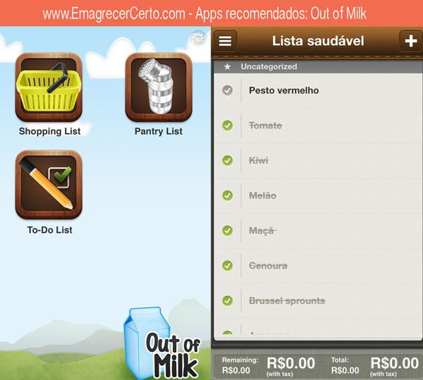 outofmilk-app