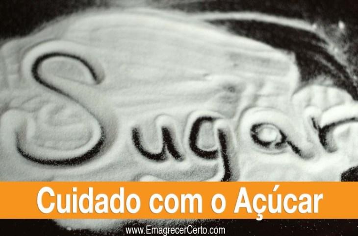 malefícios do açúcar