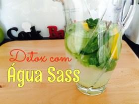 Água Sass
