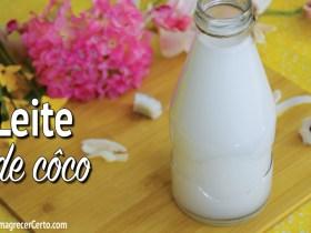 leite de côco