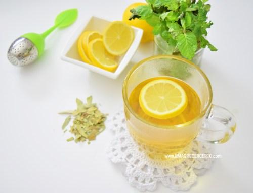 Receita infalível de Chá seca barriga