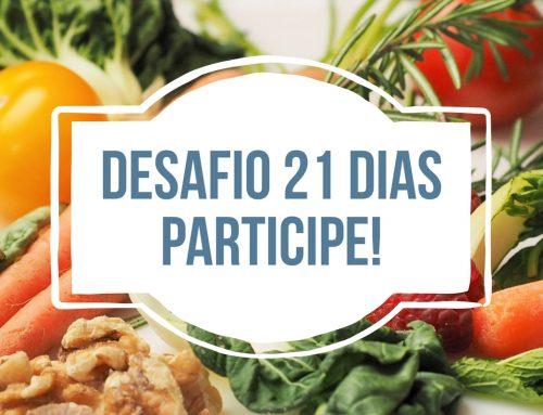 Desafio 21 Dias – Participe! (Maio 2017)