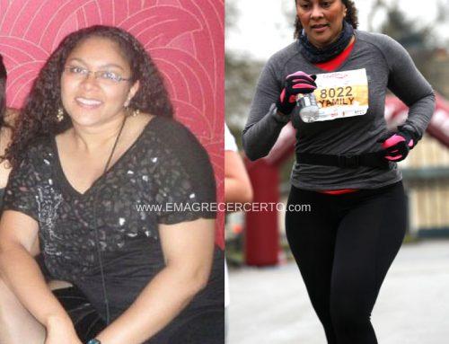 De obesa a meia maratonista – consegui!