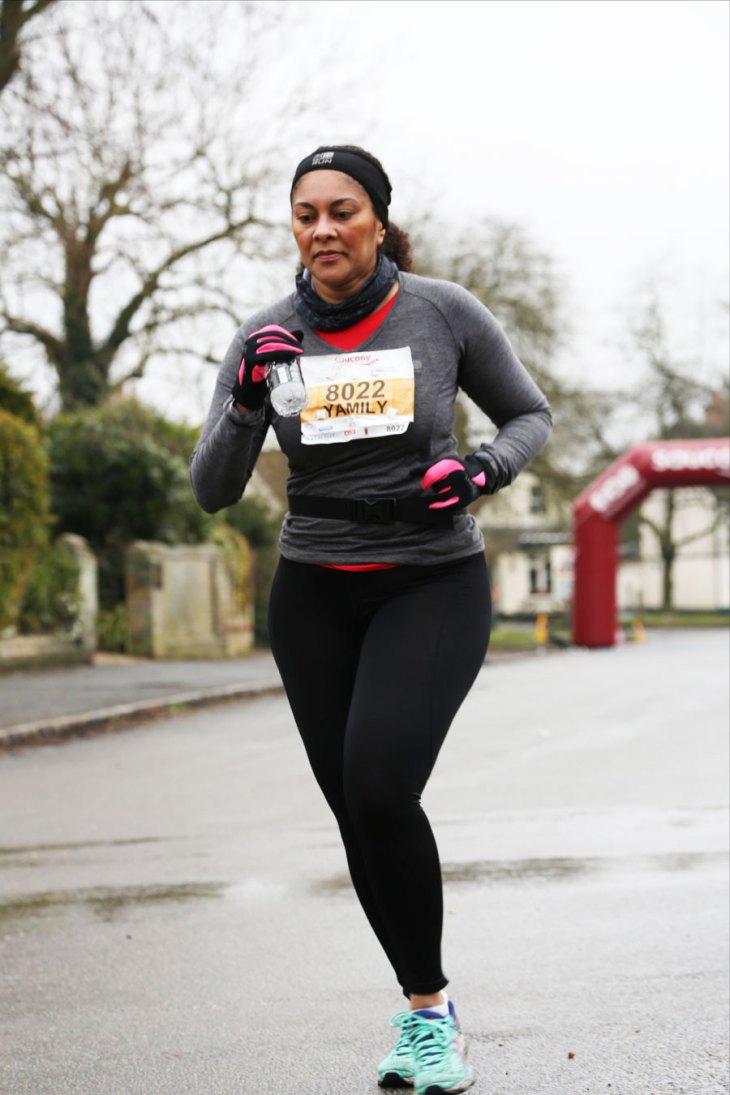 Meia maratona de Cambridge Blog Emagrecer Certo Yamily